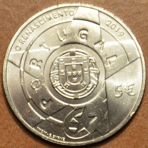 5 Euro Portugal 2019 - Renaissance (UNC)