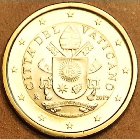 1 Euro Vatican 2019 (BU)