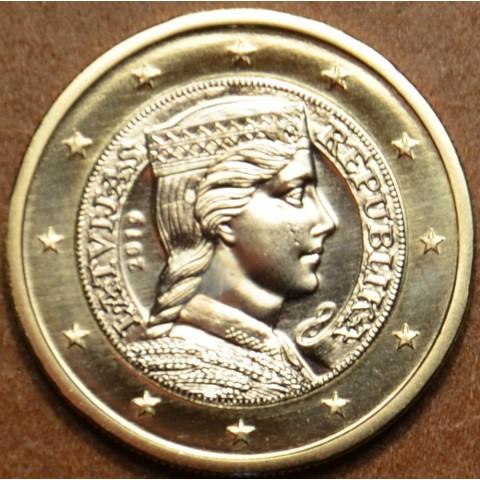 1 Euro Latvia 2019 (UNC)