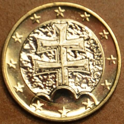 1 Euro Slovakia 2019 (UNC)
