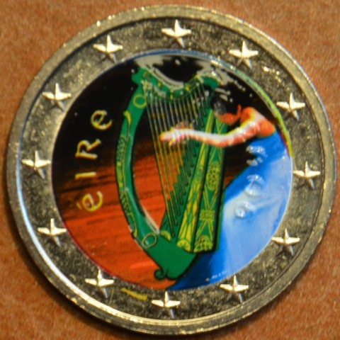 2 Euro Ireland 2006 (colored UNC)