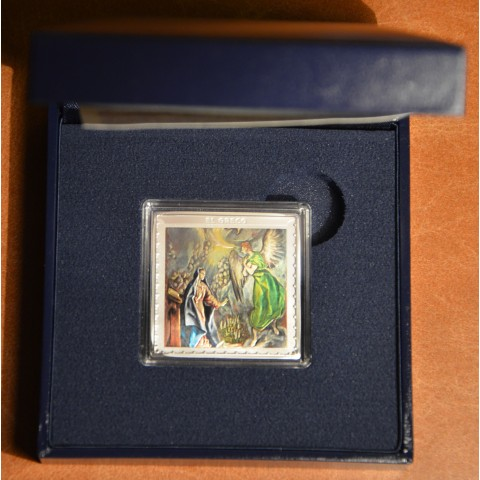 10 Euro Spain 2019 - The Annunciation (Proof)
