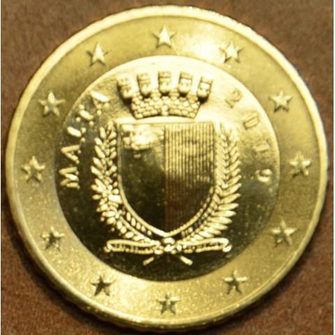 50 cent Malta 2019 (UNC)