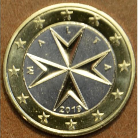 1 Euro Malta 2019 (UNC)