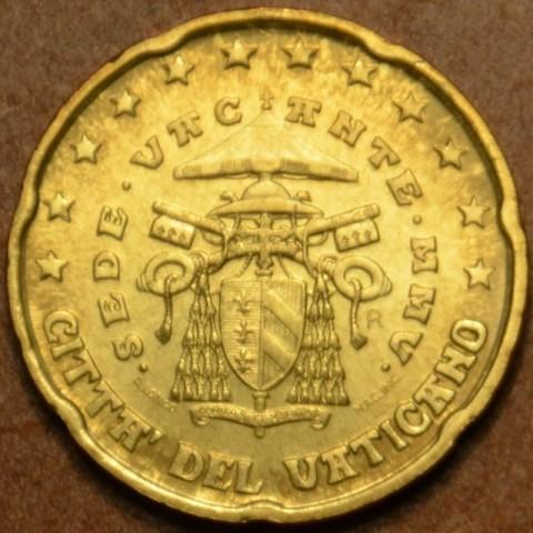 20 cent Vatican Sede Vacante 2005 (BU)