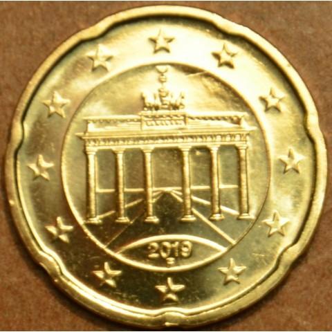 "20 cent Germany ""F"" 2019 (UNC)"