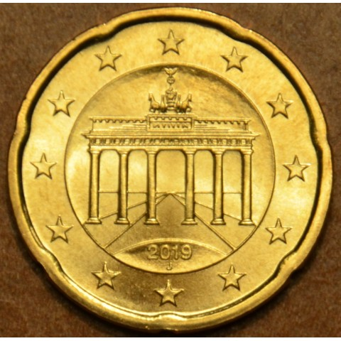 "20 cent Germany ""J"" 2019 (UNC)"