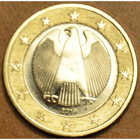 "1 Euro Germany ""F"" 2019 (UNC)"