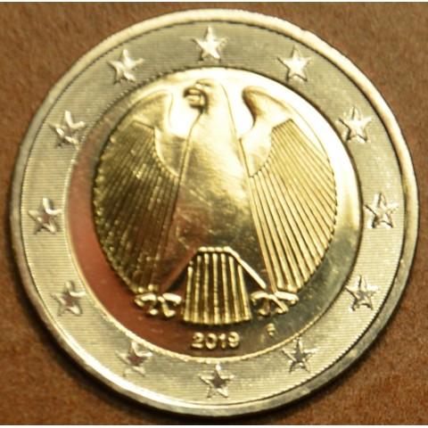 "2 Euro Germany ""F"" 2019 (UNC)"