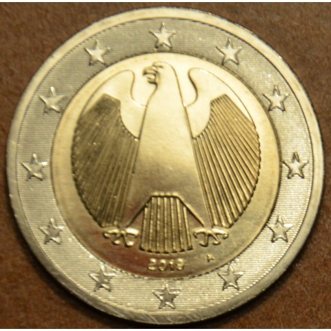 "2 Euro Germany ""A"" 2019 (UNC)"