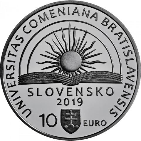10 Euro Slovakia 2019 - Comenius University in Bratislava (BU)