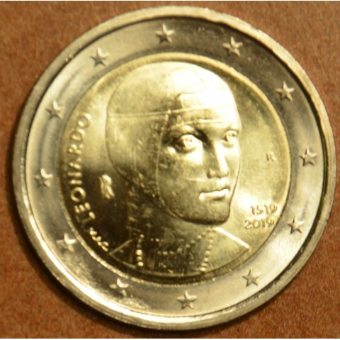 2 Euro Italy 2018 - Ministry of health (UNC)