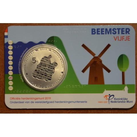 5 Euro Netherlands 2019 - Beemster (UNC)