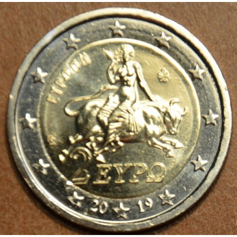 2 Euro Greece 2019 (UNC)