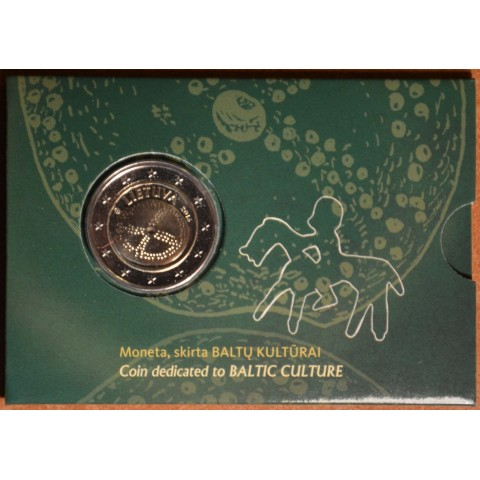 2 Euro Lithuania 2016 - Baltic culture (BU)