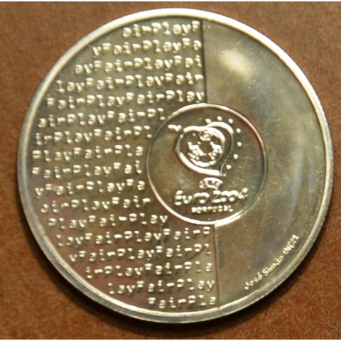 8 Euro Portugal 2003 - Football is fair play (Proof)