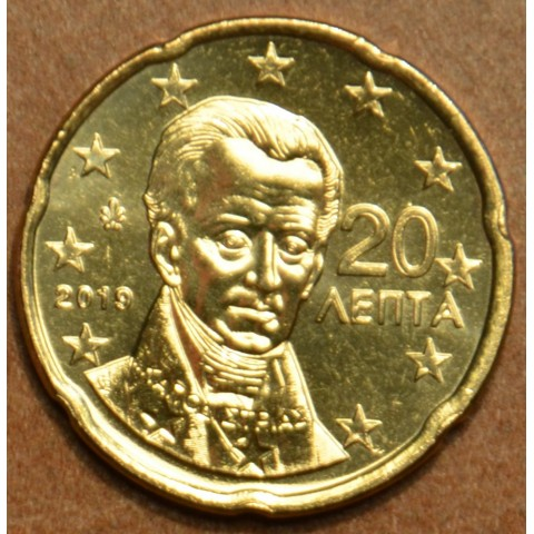 20 cent Greece 2019 (UNC)