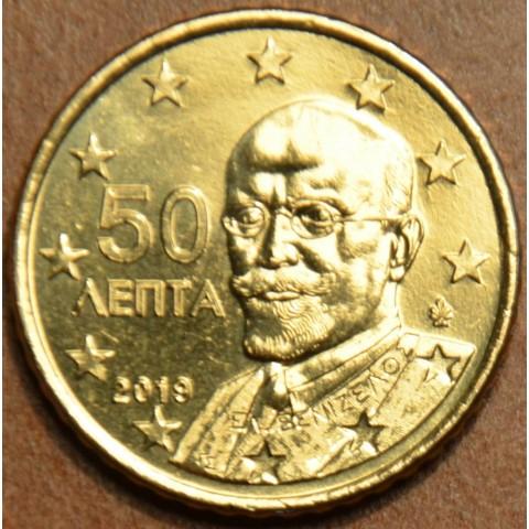 50 cent Greece 2019 (UNC)