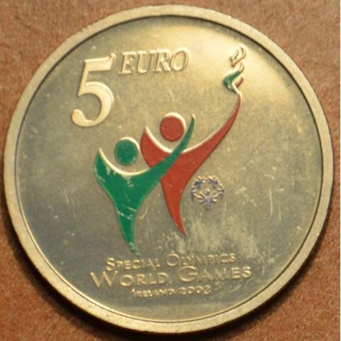 5 Euro Ireland 2003 - Special olympics (UNC)