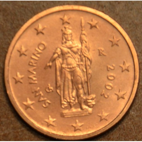 5 cent San Marino 2002 (UNC)