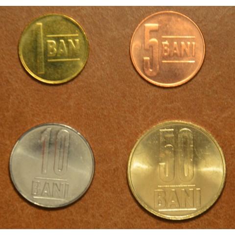 Romania 4 coins 2005 (UNC)