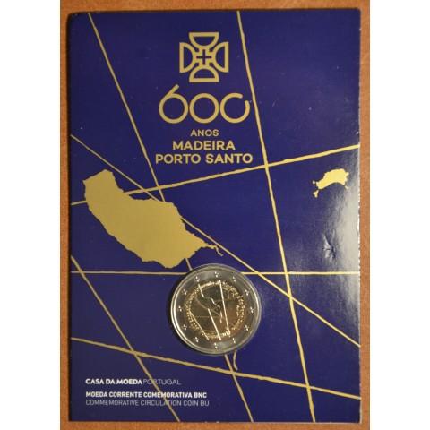 2 Euro Portugal 2019 - 600 years of island Madeira (BU)