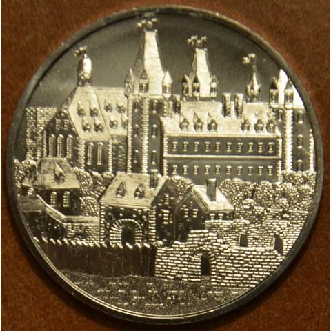 1,50 Euro Austria 2019 Wiener Neustadt 1oz (BU)