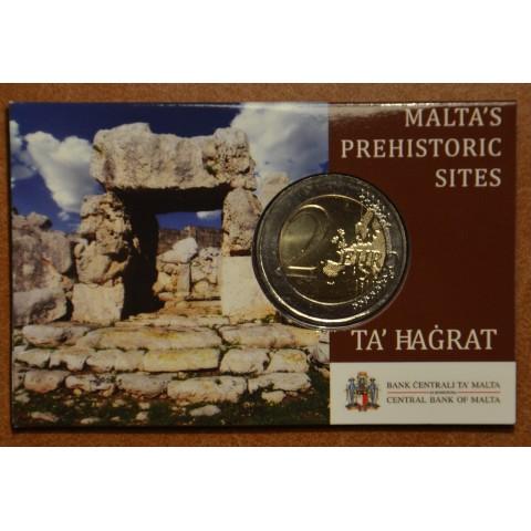 2 Euro Malta 2019 french mintmark - Ta' Hagrat (BU)