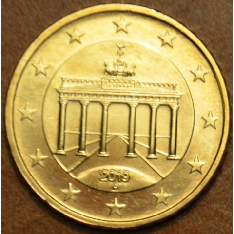 """10 cent Germany """"A"""" 2019 (UNC)"""