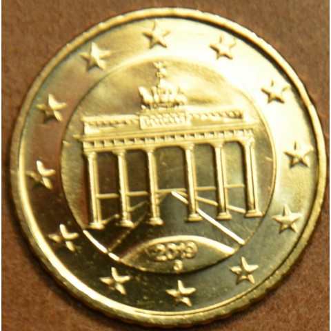 """10 cent Germany """"G"""" 2019 (UNC)"""