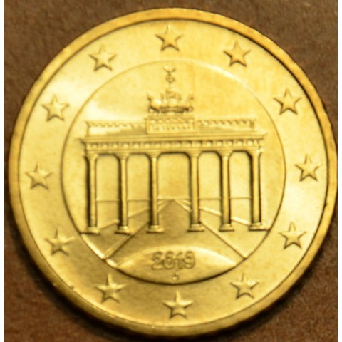 "50 cent Germany ""J"" 2019 (UNC)"