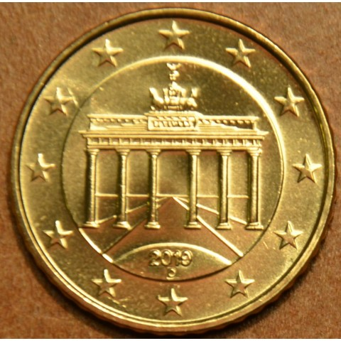 """50 cent Germany """"D"""" 2016 (UNC)"""