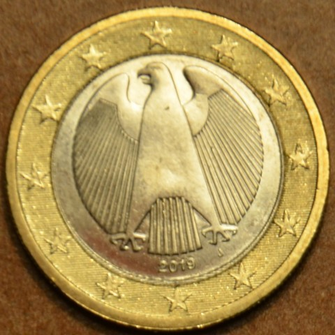 "1 Euro Germany ""J"" 2019 (UNC)"