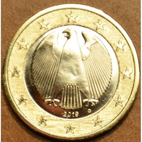 "1 Euro Germany ""D"" 2019 (UNC)"