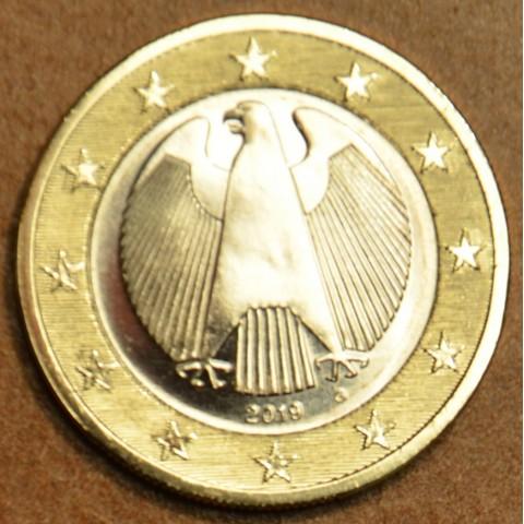 "1 Euro Germany ""G"" 2019 (UNC)"