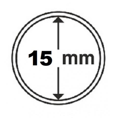 Leuchtturm capsula 15 mm