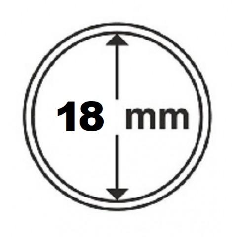 Leuchtturm capsula 18 mm