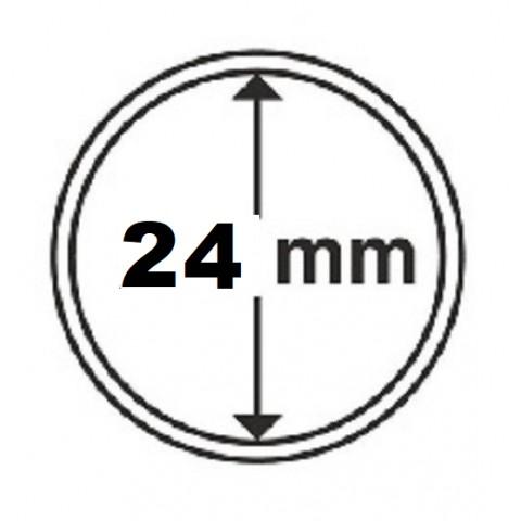 Leuchtturm capsula 24 mm