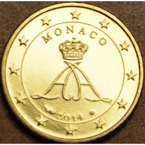 10 cent Monaco 2014 (UNC)