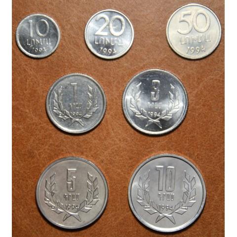 Armenia 7 coins 1994 (UNC)