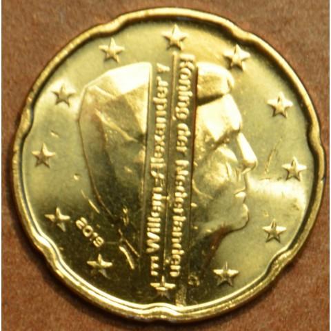 20 cent Netherlands 2019 (UNC)