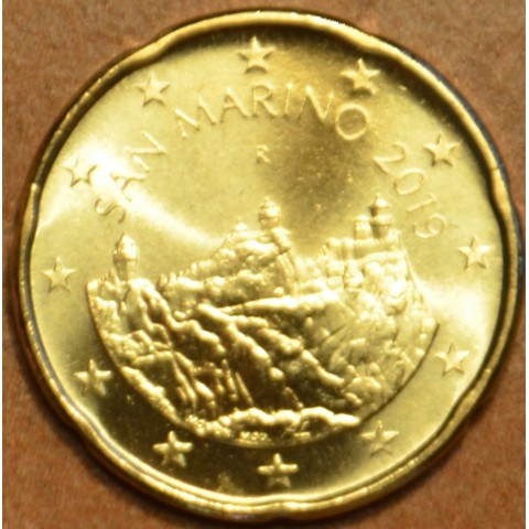 20 cent San Marino 2019 (UNC)