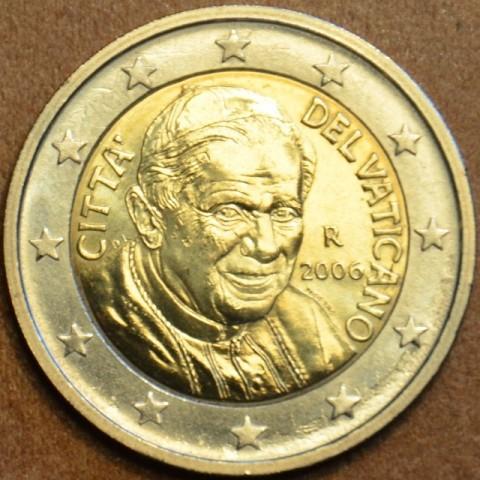 2 Euro Vatican His Holiness Pope Benedict XVI. 2002 (BU)