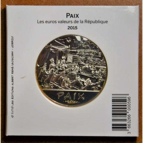 50 Euro France 2015 Asterix (BU)