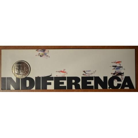 1,50 Euro Portugal 2008 - Indiferenca (UNC)