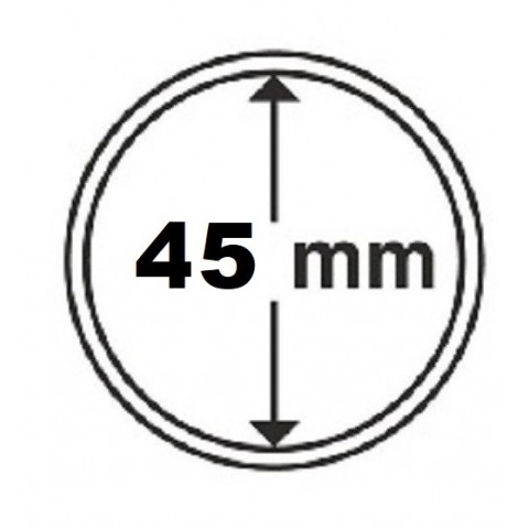 Leuchtturm capsula 45 mm
