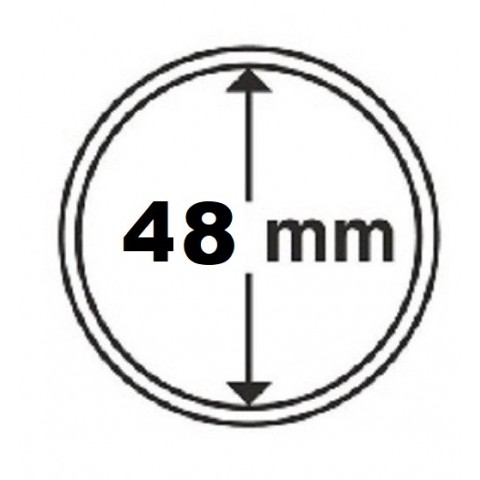 Leuchtturm capsula 48 mm