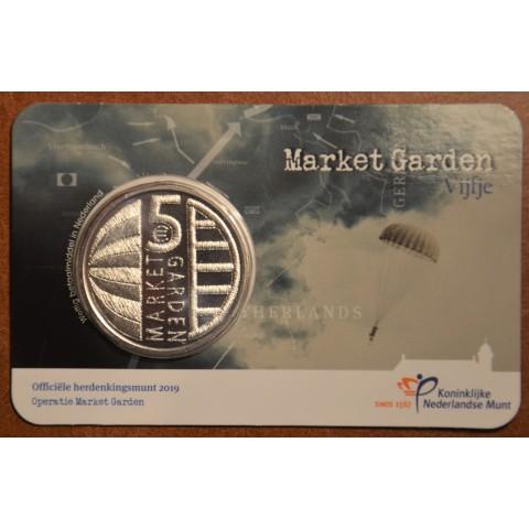 5 Euro Netherlands 2019 - Market garden (UNC)