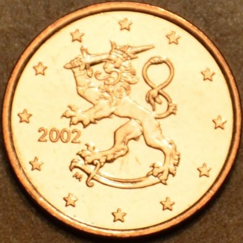 2 cent Finland 2002 (UNC)
