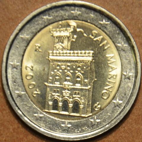 2 Euro San Marino 2002 - Government House (UNC)